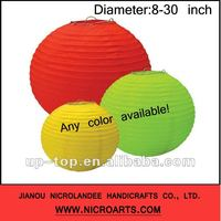 Best Seller Round Popular Chinese paper lantern