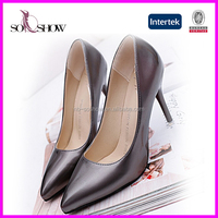 Brand new design high heels shoes, fashion ladies sexy high heels