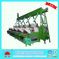 Hot sell agro bar shape 240kg per hour sawdust briquette forming machine with factory price