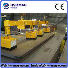 lifting electromagnet with Battery, steel plate lifting magnets, electric lifting magnet