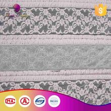 Excellent Quality Best Selling Eco-Friendly Color Solid Spanish Lace For Curtains