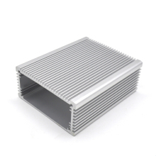 modern design mini gps tracker aluminium heat sink style electron project box for android box