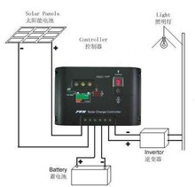 30a solar controller of Cheap price 12v 24v solar panel charger