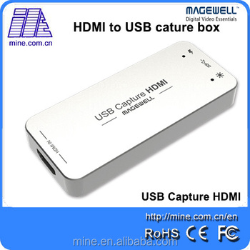 High quality HD100U Linux usb 3.0 HD video capture device