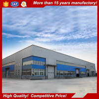 high quality and low cost the steel structure fabrication building