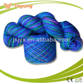 acrylic yarn,wool acrylic blend yarn,cashmere like yarn