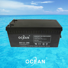 2014 hot Ocean professional 12V 200AH lead acid batterie dry battery 12v 200ah for Solar inverter UPS high quality