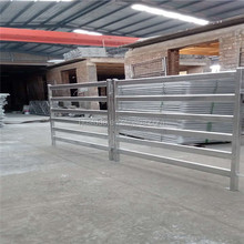 steel pipe farm gates, welded wire mesh farm gates, chain link farm gate