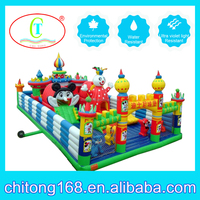 best selling jumping inflatable bouncer castle