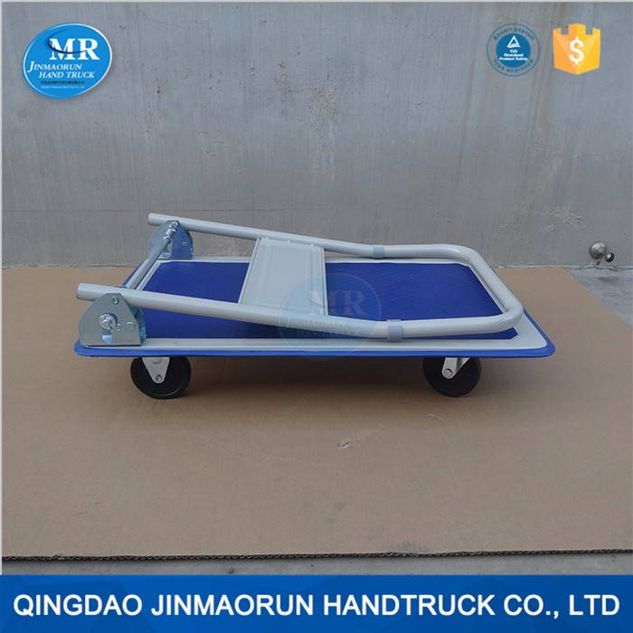 Popular High Quality Heavy Duty Platform Trolley