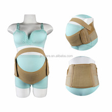 pregnant women wear Maternity belt Pregnancy Belly Band, Maternity Support Belt, Back Brace Pregnancy Belly Belt