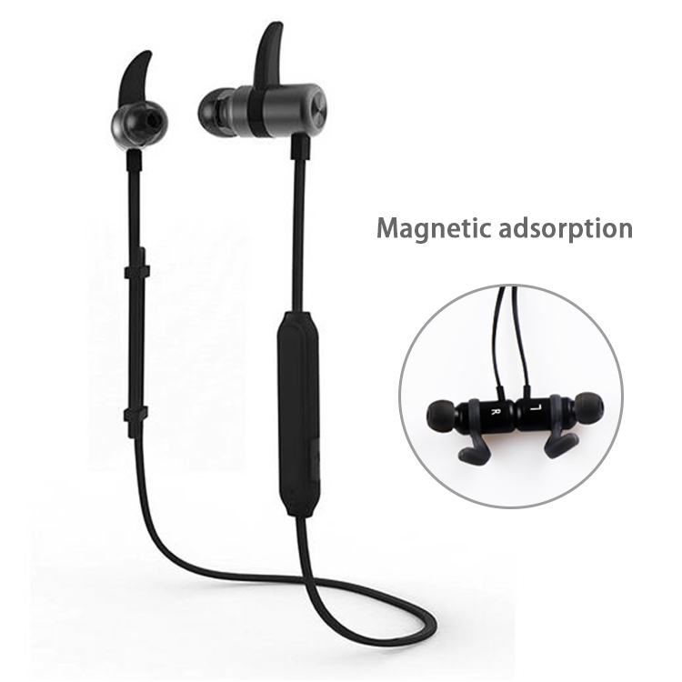 Sports stereo wireless bluetooth headset hot sale sport earphone