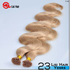 Fusion KerationTrade Assurance Double Drawn wholesale i tip body wave hair