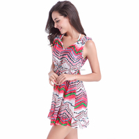 Latest Ladies Fashion Skirt Design Beach Dresses swim