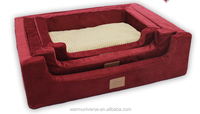 Eggcrate Rectangular Dog Bed new design for sofa bed