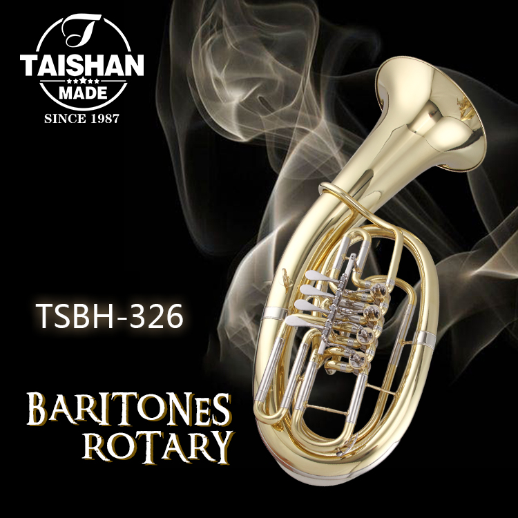 euphonium tuba brass wind instruments in China