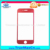 China Red slim screen protector Red Tempered Glass for iPhone 7