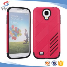 Best quality TPU+PC for Samsung s4 mini case