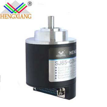 high quality encoder SJ65 absolute interface NPN output DC12V