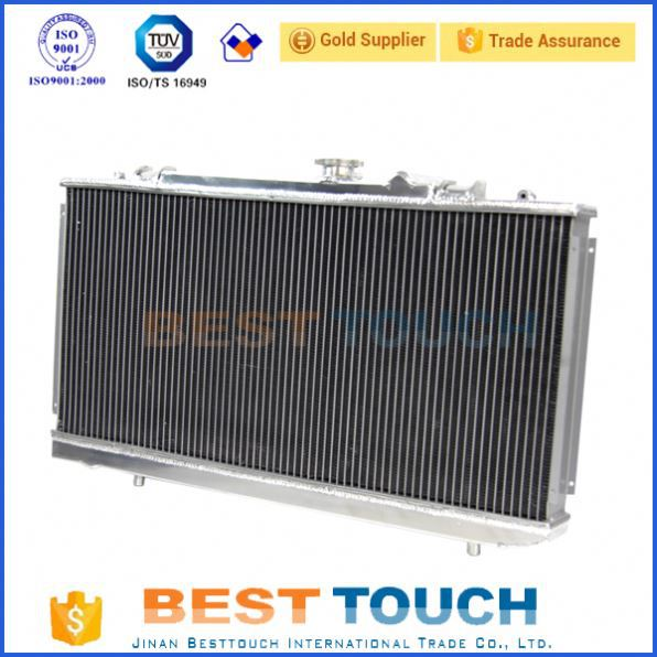 1998-2007 LX470 4.7L V8 Petrol UZJ100R HDJ100R Heavy-Duty car automobile car engine radiator for Lexus