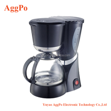 10-Cup Coffer Maker Home Coffee Brewer OEM Available Classic Velocity Home Brewer Drip Coffee Maker With Coffer Pot