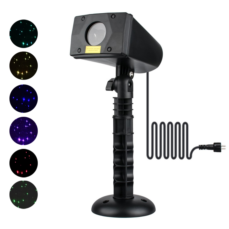 Top quality holiday light RGB 5w outdoor laser lighting