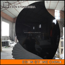 Eson Stone g603 grey granite black tombstone for cemetry