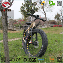 "350W Electric Bicycle En15194 26"" Alloy Frame Lithium Battery Beach Bike Brushless Motor LCD Display Ebike"