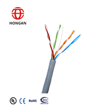 twisted 24/23AWG d-link full copper lan cable cat5e cat6 100m price