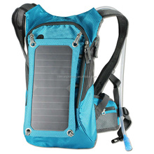 New design solar hydration backpack
