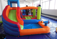 Commercial cheap inflatable jumping castle for sale