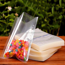 <strong>PE</strong>+NY vacuum food plastic bag 12x23cm