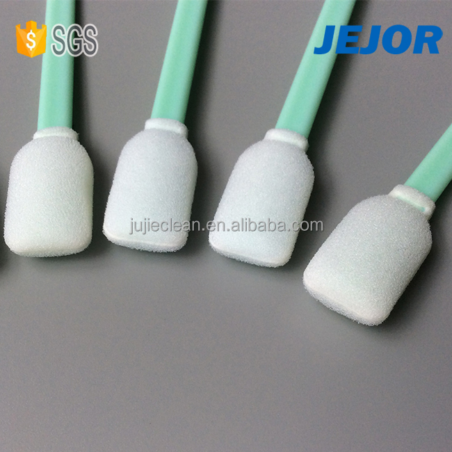 FoamTipped Solvent Cleaning IPA Pre-saturated Foam Swabs