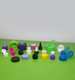 18mm to32mm high quality plastic bottle caps / lids or closures
