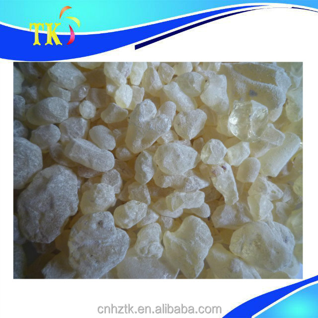 Damar resin / food grade gum damar resin