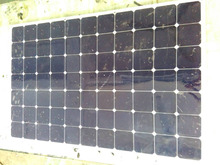 260W High efficiency flexible solar panels