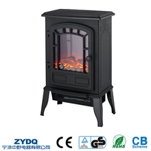 decor flame electric fireplace ZS16L