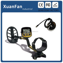 Underground Gold Scanner,Deep Earth Silver & Gold Metal Detector,Gold Detecting Machine
