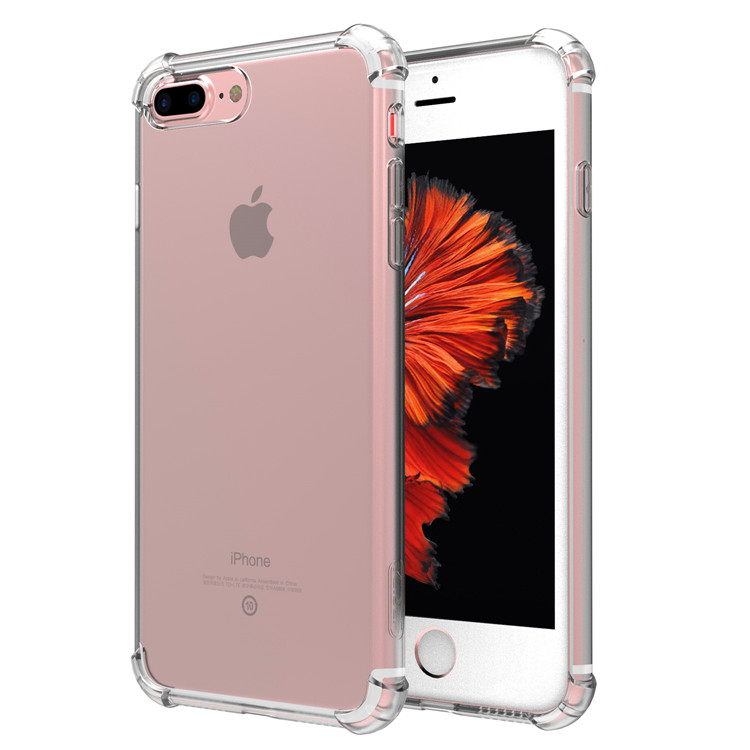 Free samples mobile accessories Jorita shockproof phone covers for iPhone 7 plus,tpu covers for iPhone 7Plus