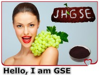 100% natural high proanthocyanidins extract of grape seed/grape seed extract/grape seed extract oil