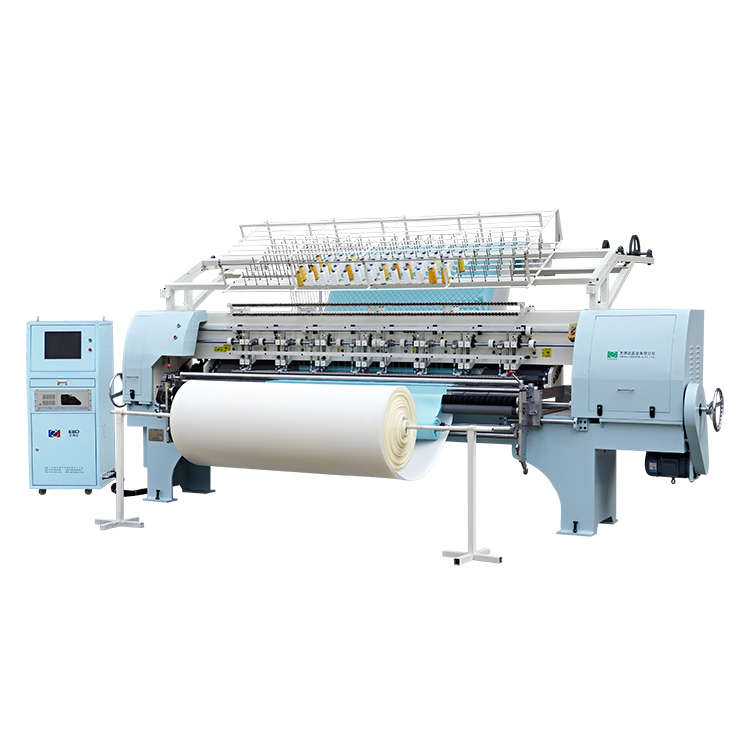 "YBD 94"" 2 computer multi-needle quilting machine Other Metal & Metallurgy Machinery New"