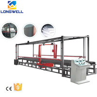 Longwell High Quality Hot Wire EPS Block Cutting Machine