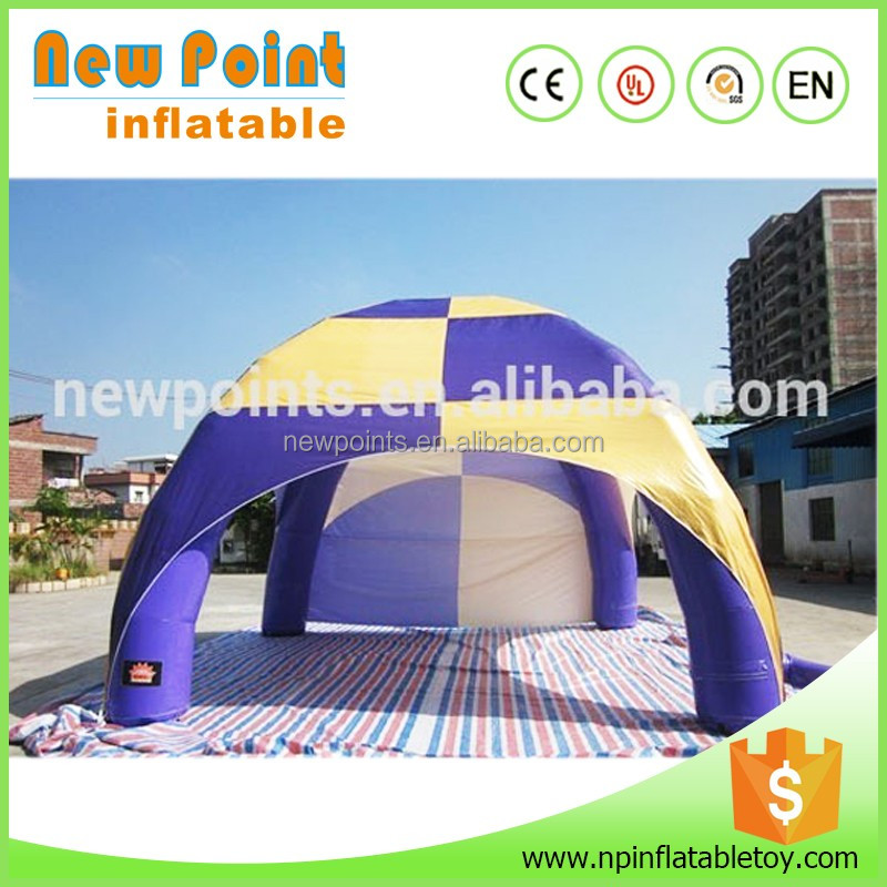 2016 newest popular giant inflatable carport garage