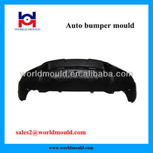 Auto bumper Plastic injection mould maker