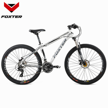 FOXTER FT-1.0 China factory 27.5 wheel 24 speed aluminium mountain bike bicycle