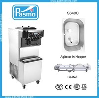 Pasmo commercial ice cream machine for sale cheap big capacity S640C