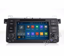Kirinavi WC-BW7019 Android 7.1 car dvd player for bmw e46 1998-2015 car GPS for BMW E46 with BT WiFi radio stereo navigation