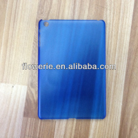 FL3374 Guangzhou high quality Ultra Thin Slim 0.5mm transparent Hard Back Case Cover for ipad mini 2