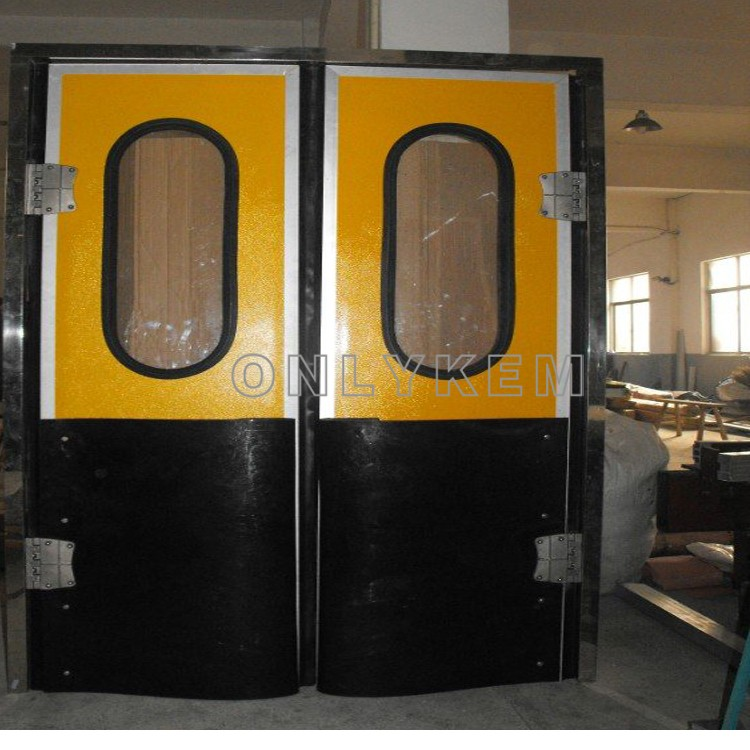 single swing door and double swing door for cold room