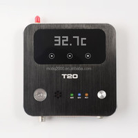 Wifi gprs temperature controller T20 with temperature and humidity sensor